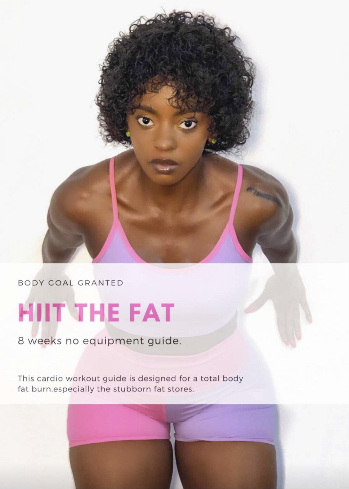 HIIT the Fat